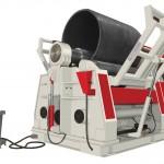 AHS 3100-60 Hidraulička mašina za kružno savijanje lima sa 4 valjka